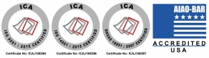MORE Marine ISO Certificate